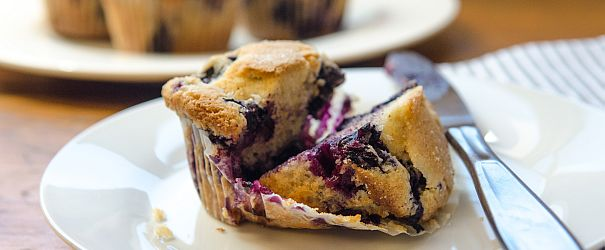 Gluten Free Blueberry Muffins | Bob's Red Mill
