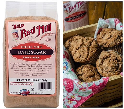 What is it? Wednesday: Date Sugar | Bob's Red Mill @bobsredmill