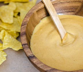 Nacho Cheez Dip | Bob's Red Mill vegan, gluten free, paleo friendly