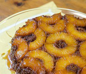 Pineapple Upsidedown Cake 2nd