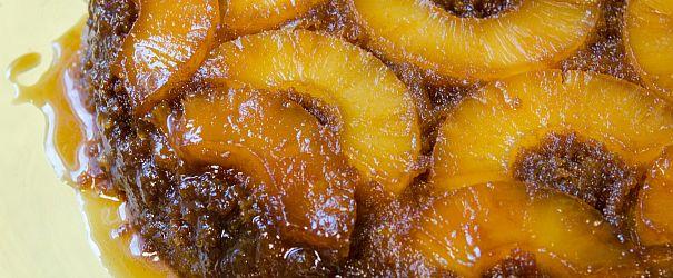 Pineapple Upsidedown Cake F
