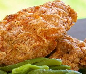 Gluten Free Dairy Free Fried Chicken | Bob's Red Mill and The Non Dairy Queen