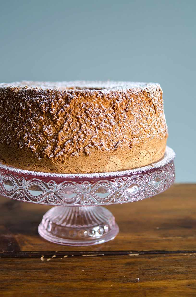 Perfectly balanced, yet wonderfully decadent gluten free Chiffon Cake using our Gluten Free 1-to-1 Baking Flour | Bob's Red Mill
