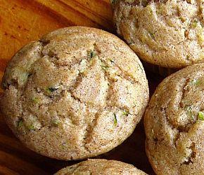 Gluten Free, Dairy Free Zucchini Muffins | Bob's Red Mill