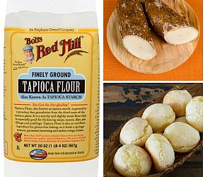 What is it? Wednesday: Tapioca Flour. We explore this gluten free, paleo-friendly, vegan ingredient and sort out tapioca starch v tapioca flour.   Bob's Red Mill