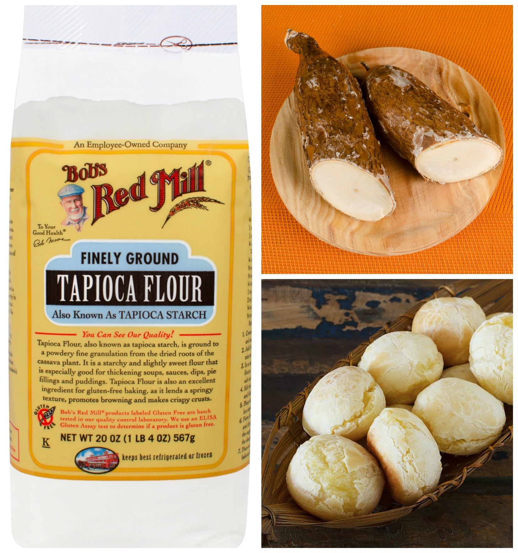 What is it? Wednesday: Tapioca Flour. We explore this gluten free, paleo-friendly, vegan ingredient and sort out tapioca starch v tapioca flour. | Bob's Red Mill