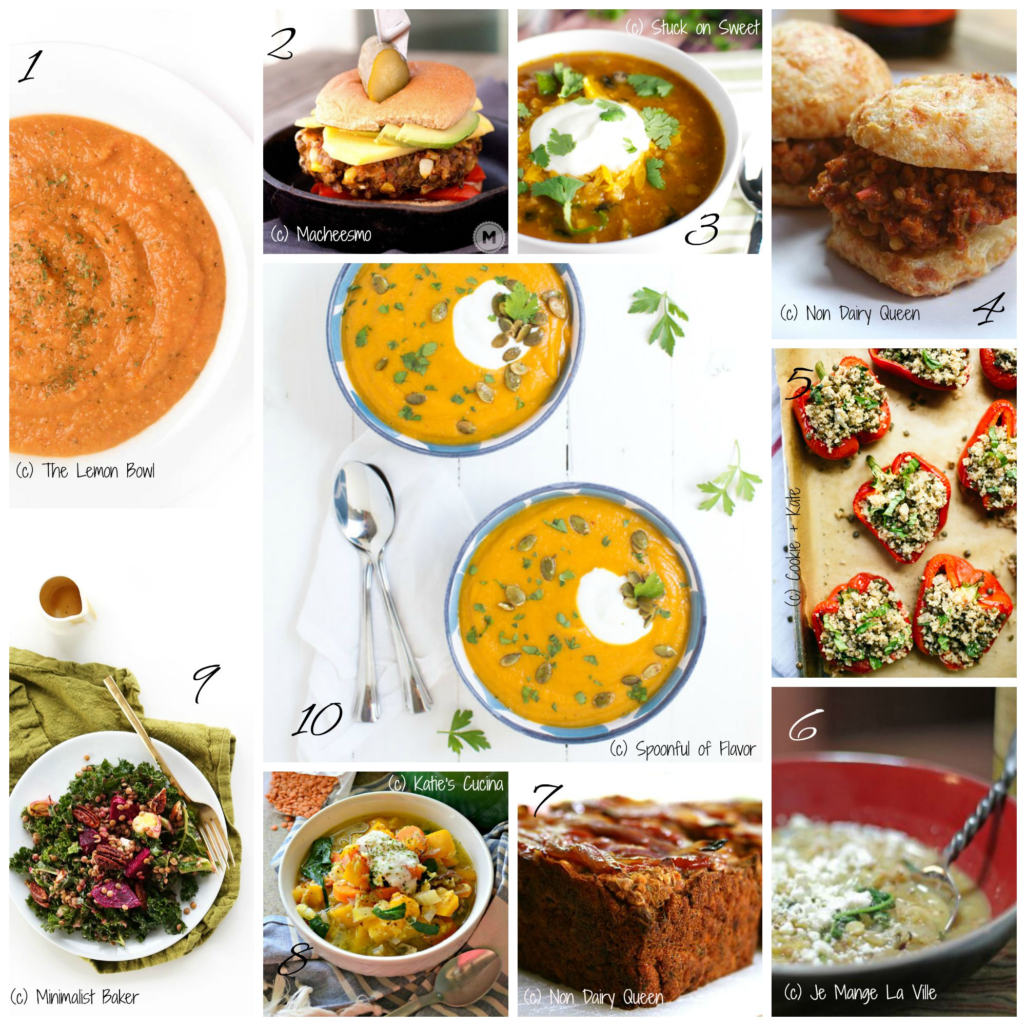 10 Lentil Recipes to Celebrate Fall | Bob's Red Mill, vegan, vegetarian, gluten free