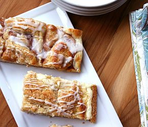 Gluten Free Cheese Danish- a perfect holiday pastry to enjoy with a cup of coffee. Dairy-free adaptable. // Bob's Red Mill