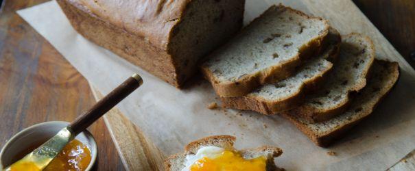 Banana Bread (Gluten Free) primary