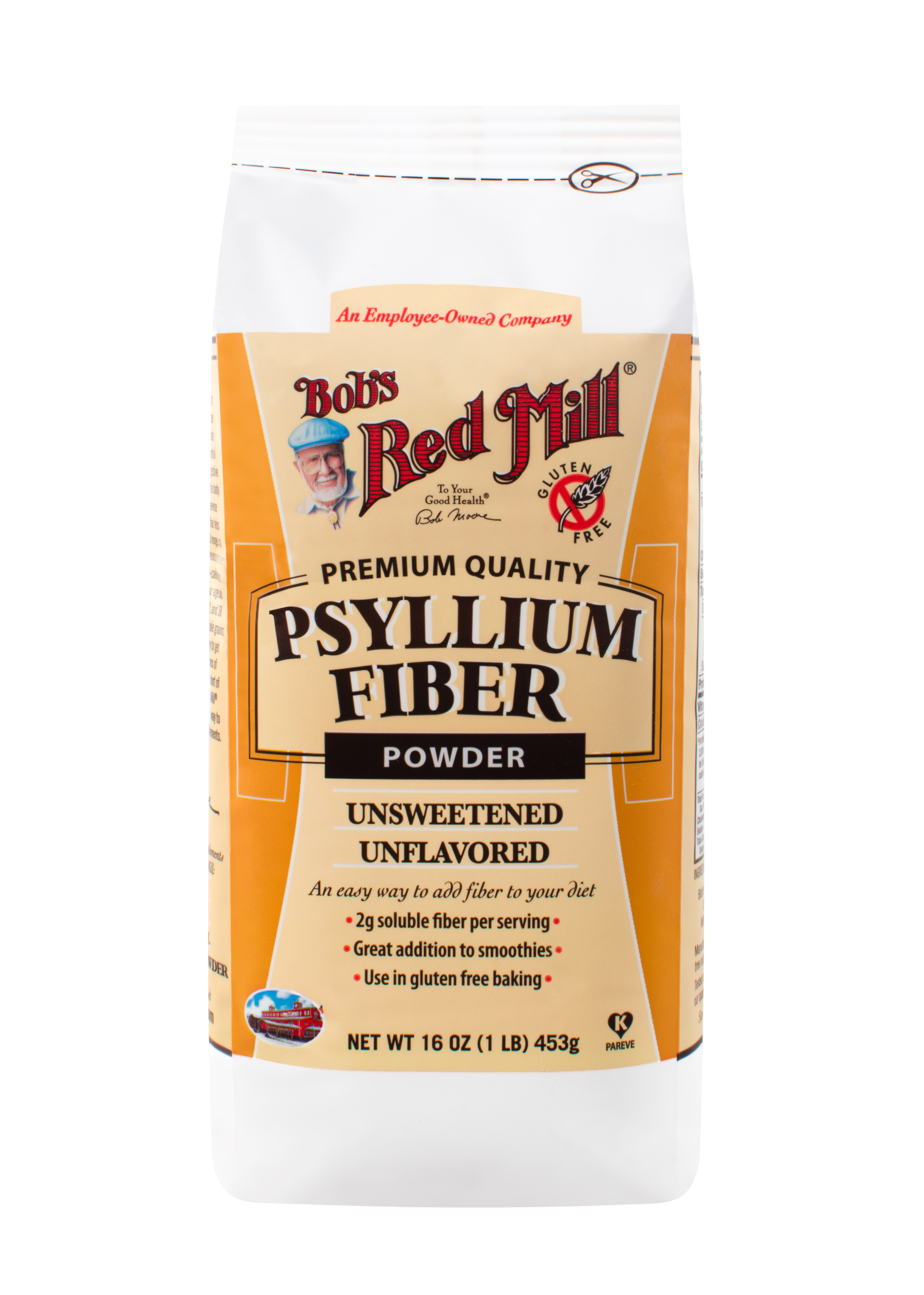what is it wednesday // bobsredmill // psyllium