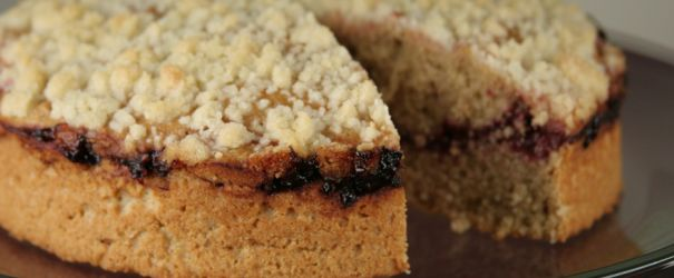 National Coffee Cake Day // bobsredmill