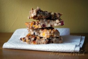 Mango Nut Bars
