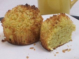 Coconut Curry Muffins