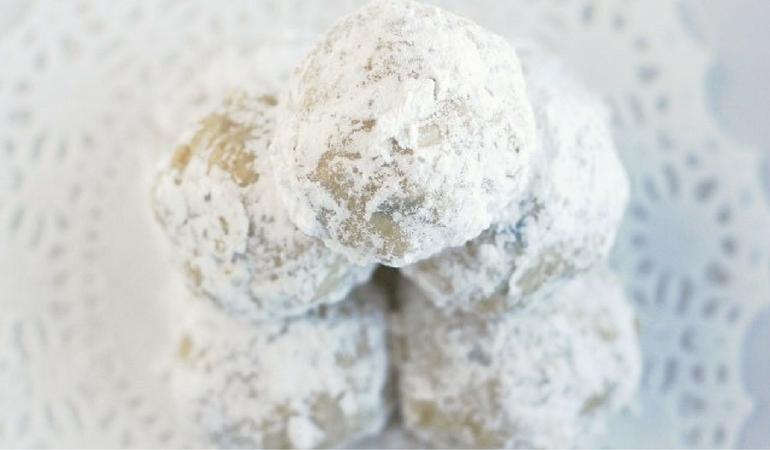 vegan-snowball-cookies