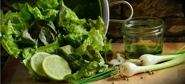 sub lettuce for tortillas