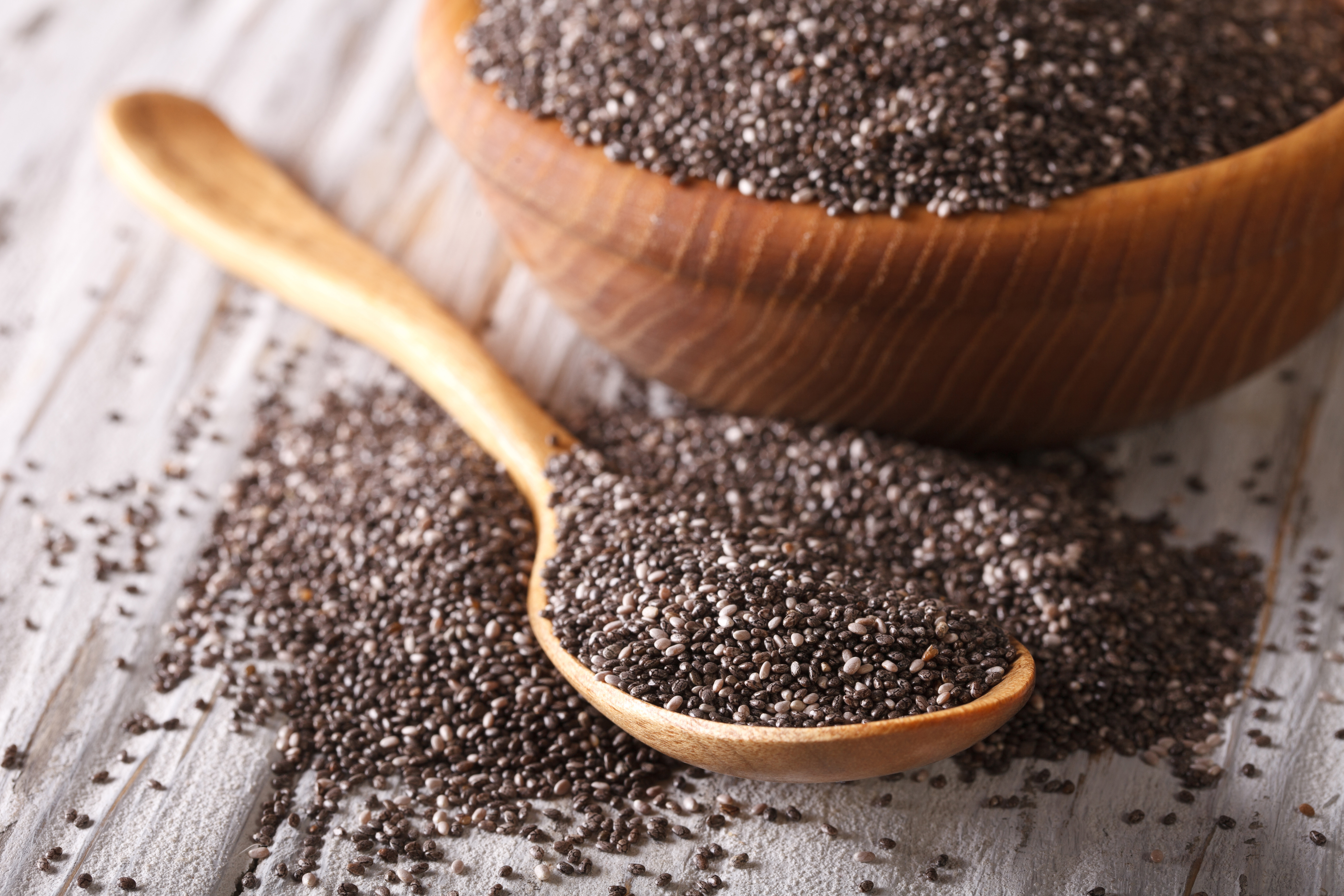 Chia Seeds Vs Flaxseeds Nutrition More Bob S Red Mill
