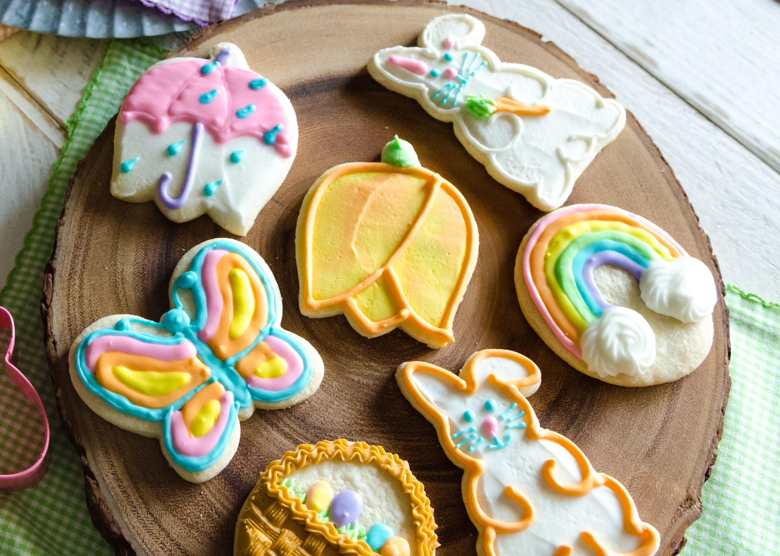 Spring Cookie Decorating Bob S Red Mill Blog