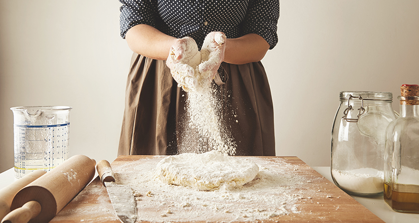 What is flour?