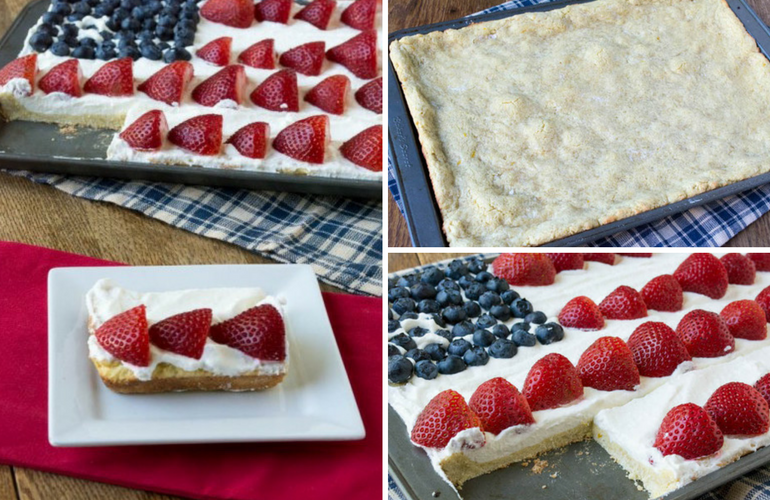 Healthy And Fun Fourth Of July Desserts