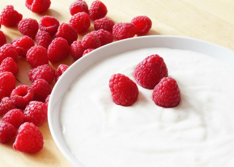 substitute yogurt