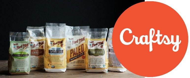 free craftsy class everyday paleo baking course giveaway bob s