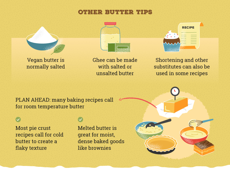 how to make unsalted butter salted