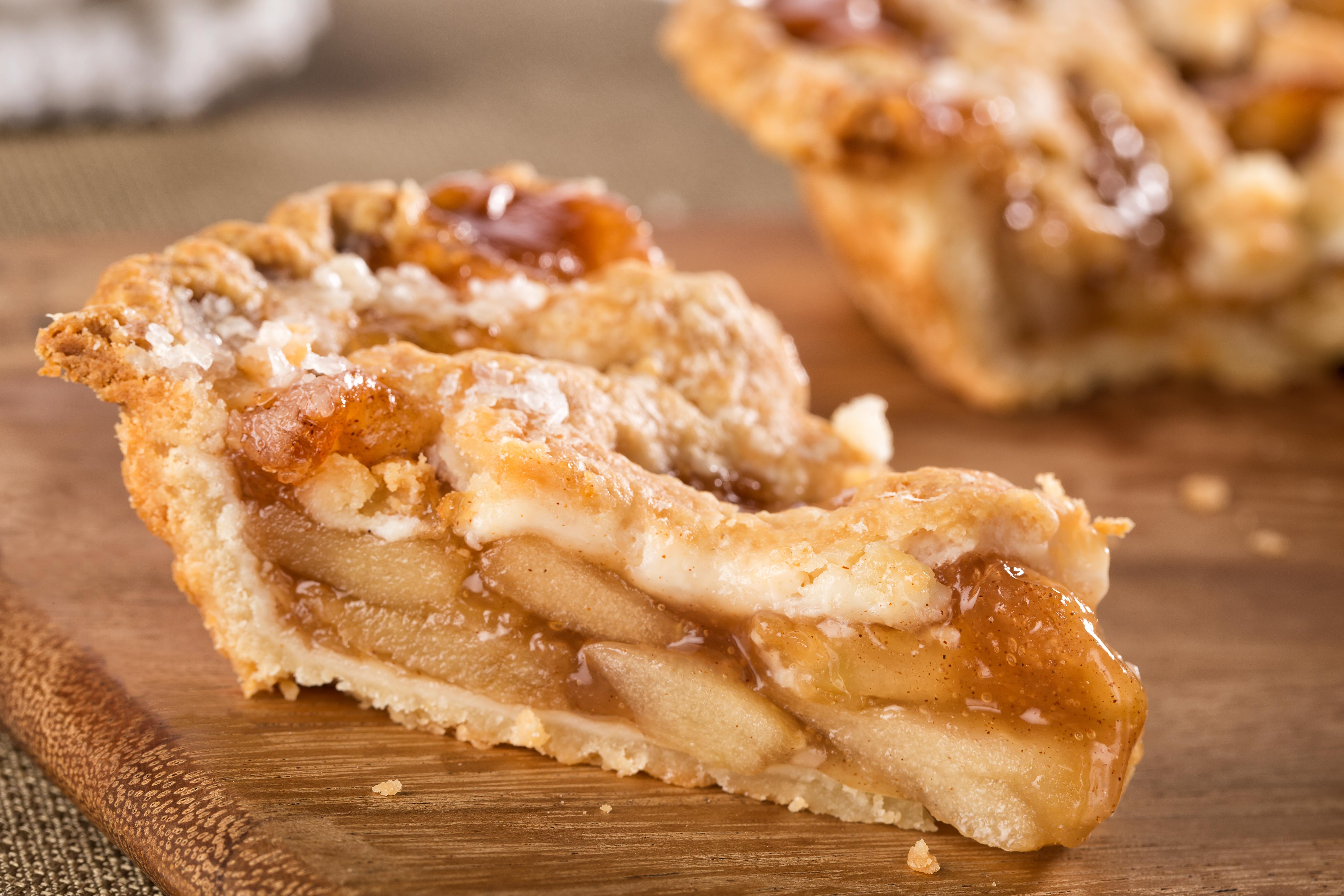 How To Bake Frozen Apple Pie