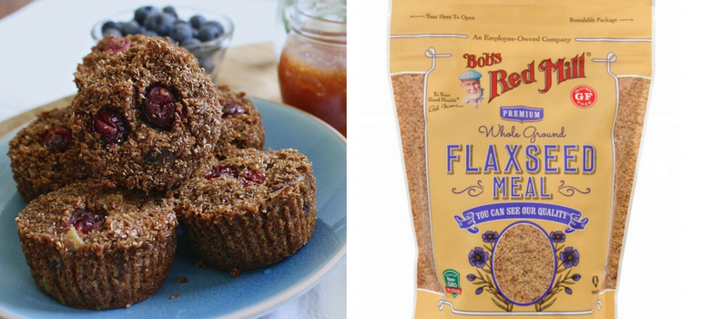 Why Flaxseed Meal Gives You More Nutrients Than Flax Seeds Bob S Red Mill Blog