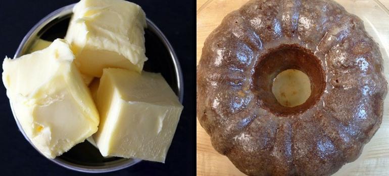 Wie man Kuchen aus einem Bundt Pan_Bobs roter Mühle erhält &quot;width =&quot; 770 &quot;height =&quot; 350 &quot;/&gt;</p><div style=