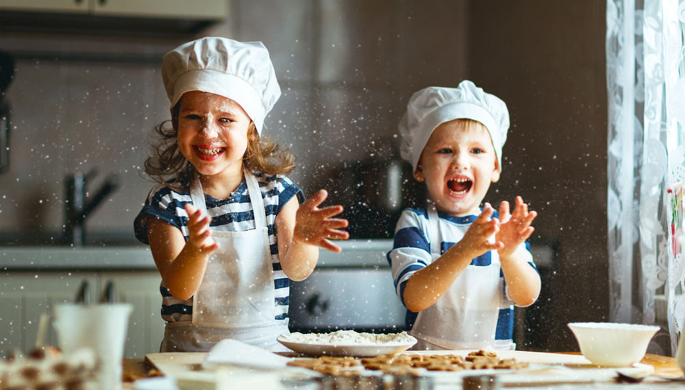 Baking with Kids   Bob's Red Mill