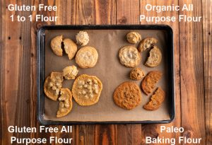 Flour Guide for the Best Chocolate Chip Cookies
